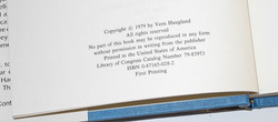 30 Eagle Squadron pilots signed book