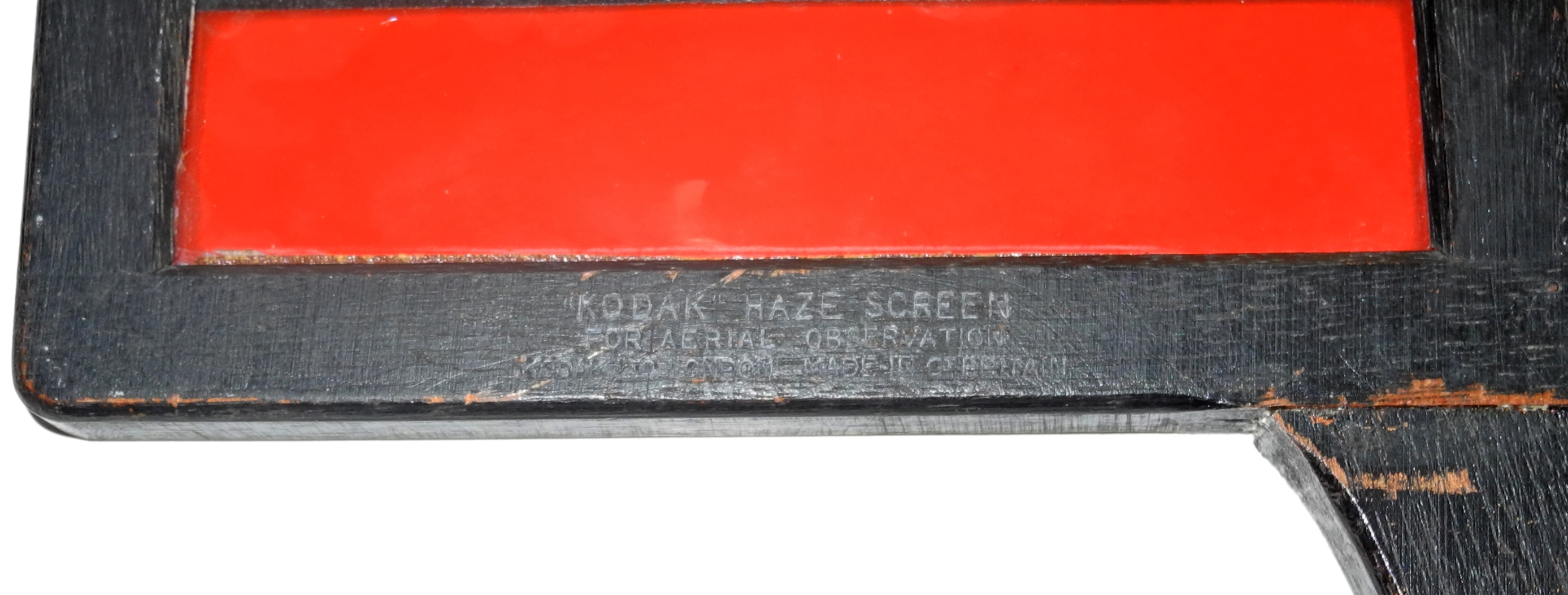 RAF Mk I haze screen