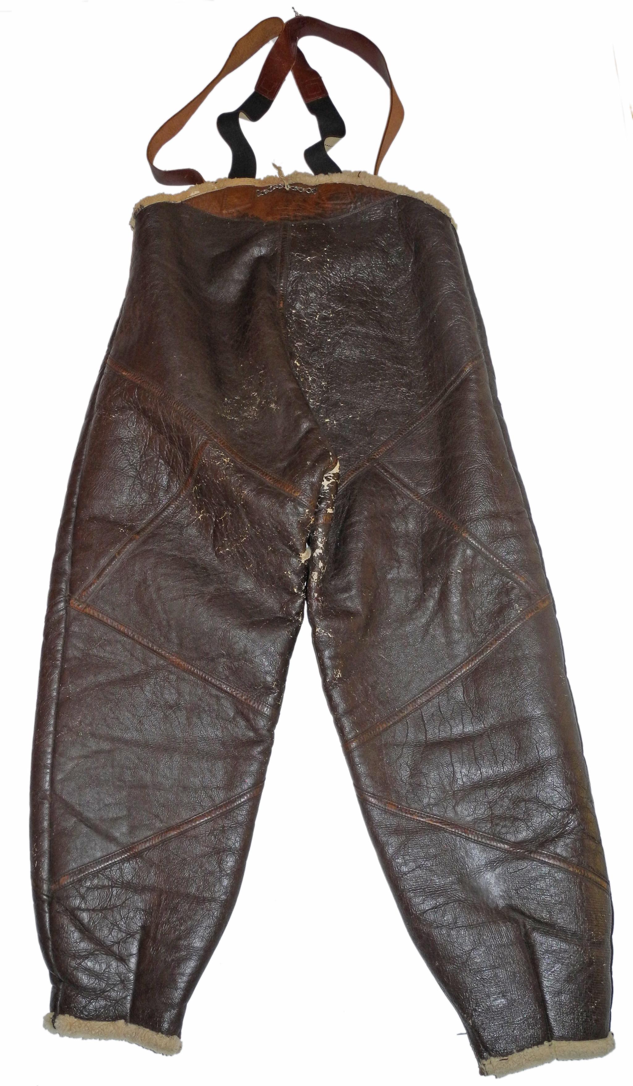 AAF B-1 winter flight pants