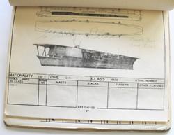 AAF Japanese ships ID dossier