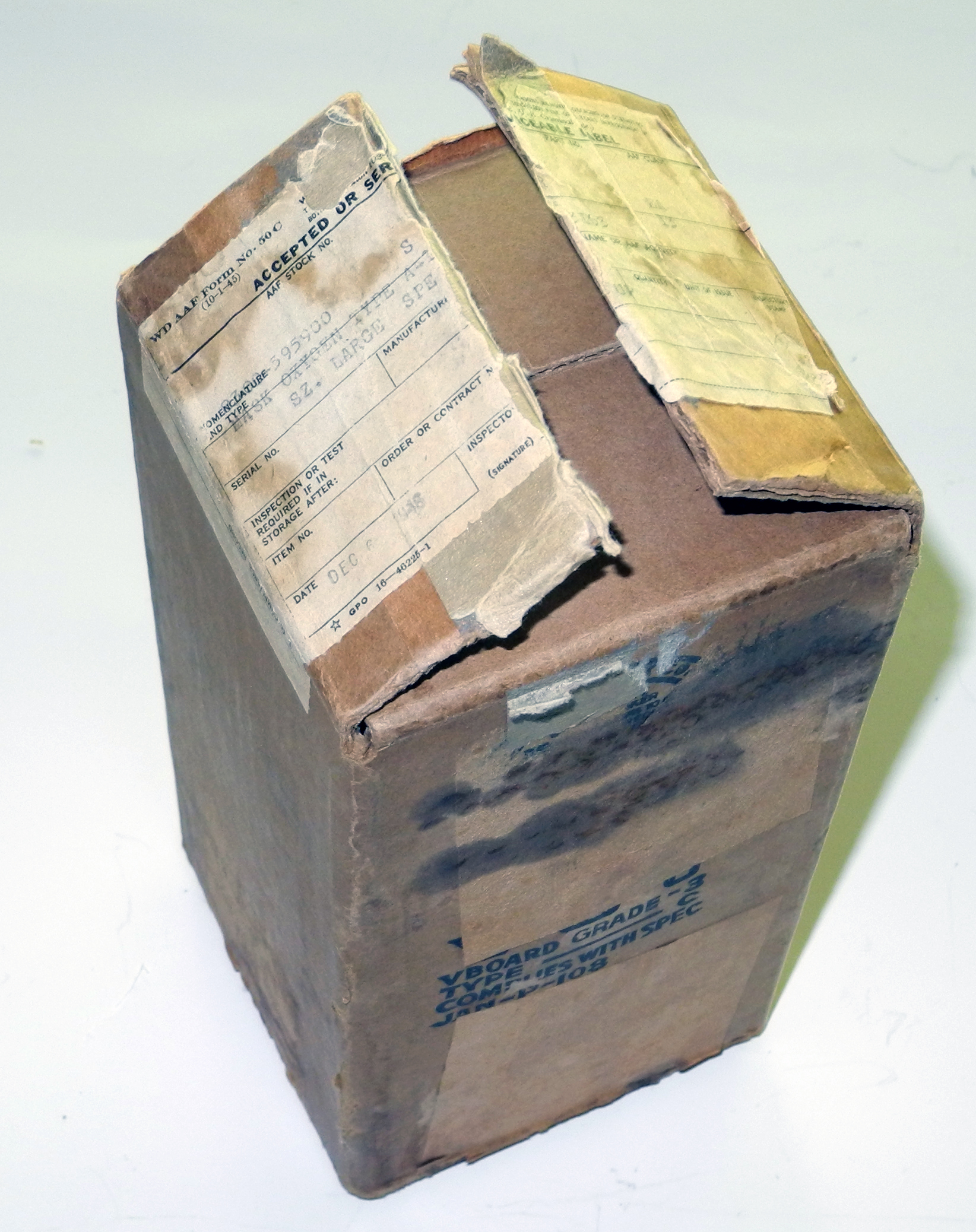 AAF A-14 LARGE with unusual box