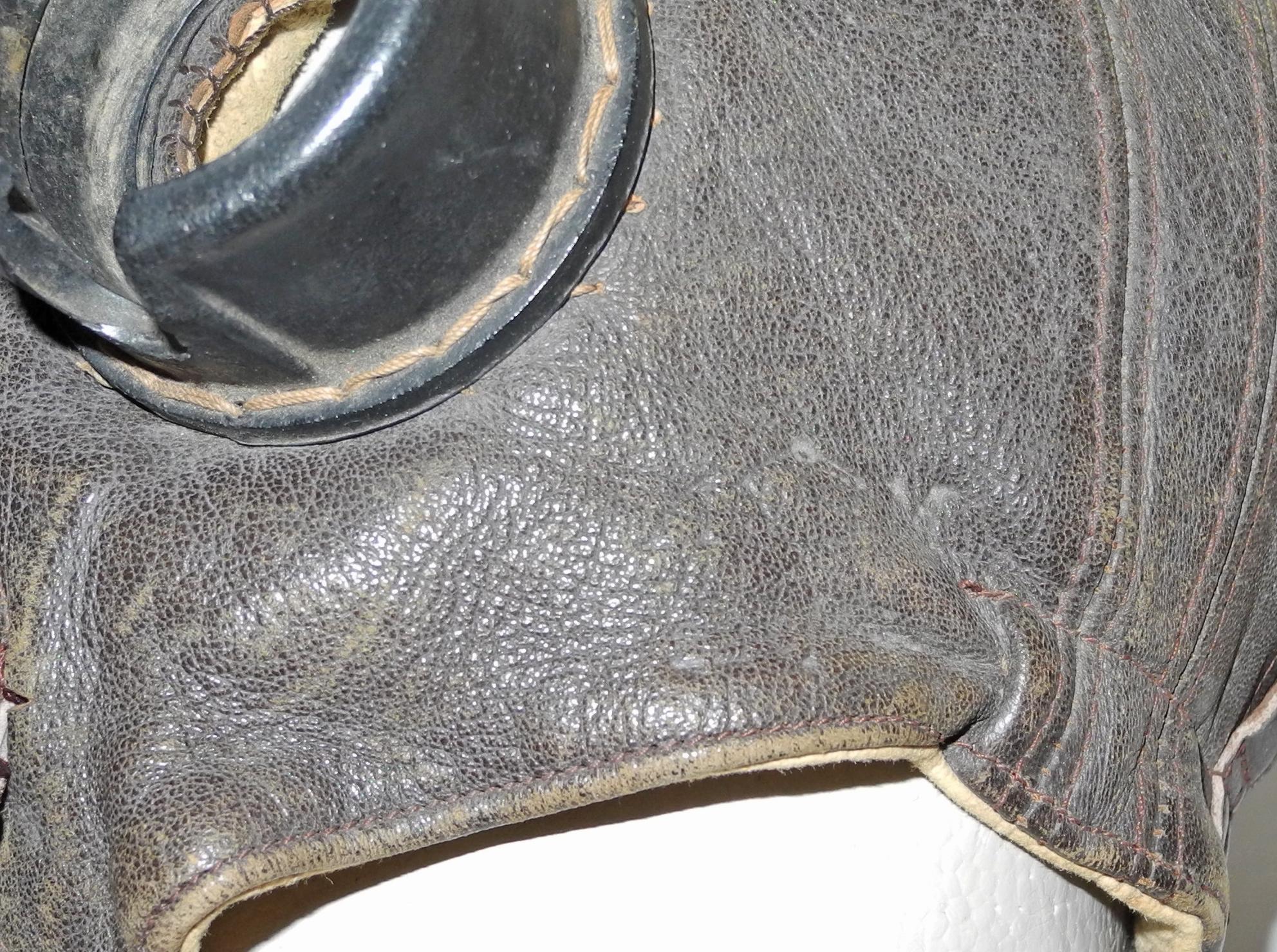 Early RAF Type C helmet5296