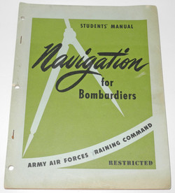 AAF manual Navigation for Bombardiers