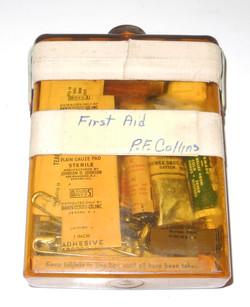 AAF E-17 Escape Medical Flask