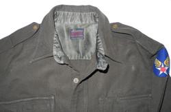 AAF officer's uniform shirt
