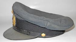 Early post war Royal Danish AF officer's cap