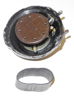 RAF Type 20 microphone for the Type D oxygen mask