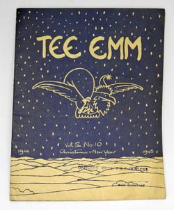 RAF TEE EMM Christmas 1944-45