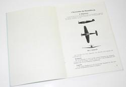 LW Messerschmidt Bf109G pilot notes