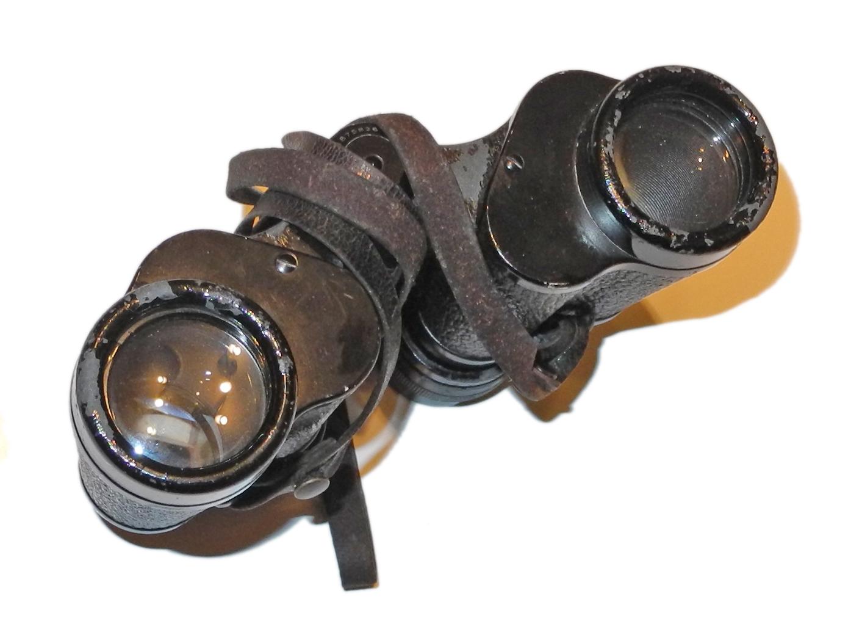Carl Zeiss WWII era binoculars