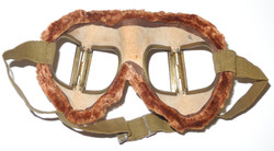 WWI RNAS Light Filter Goggles