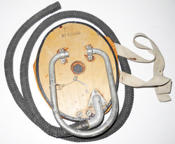 RAF multi-place dinghy inflation bellows