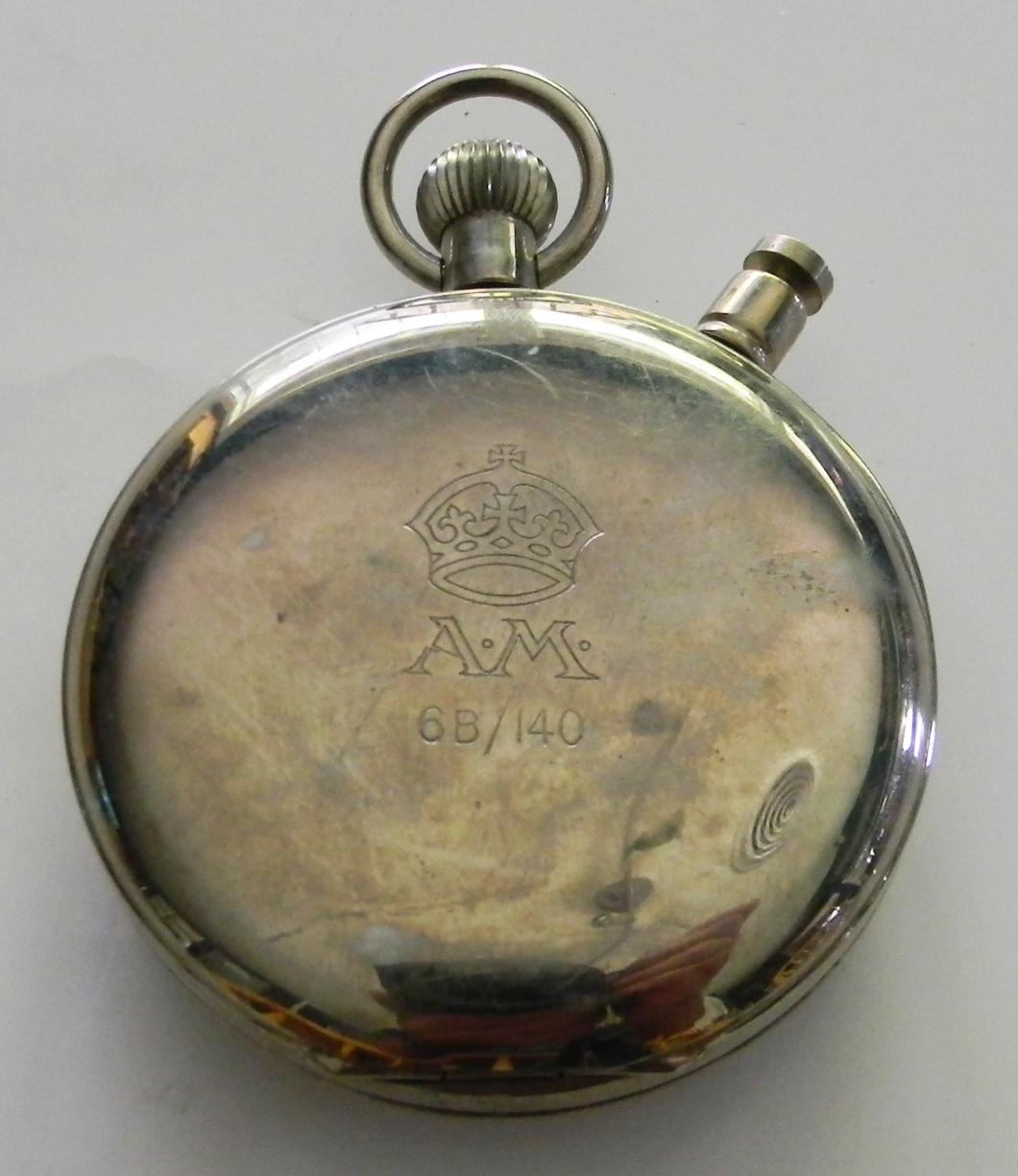 RAF observer stopwatch