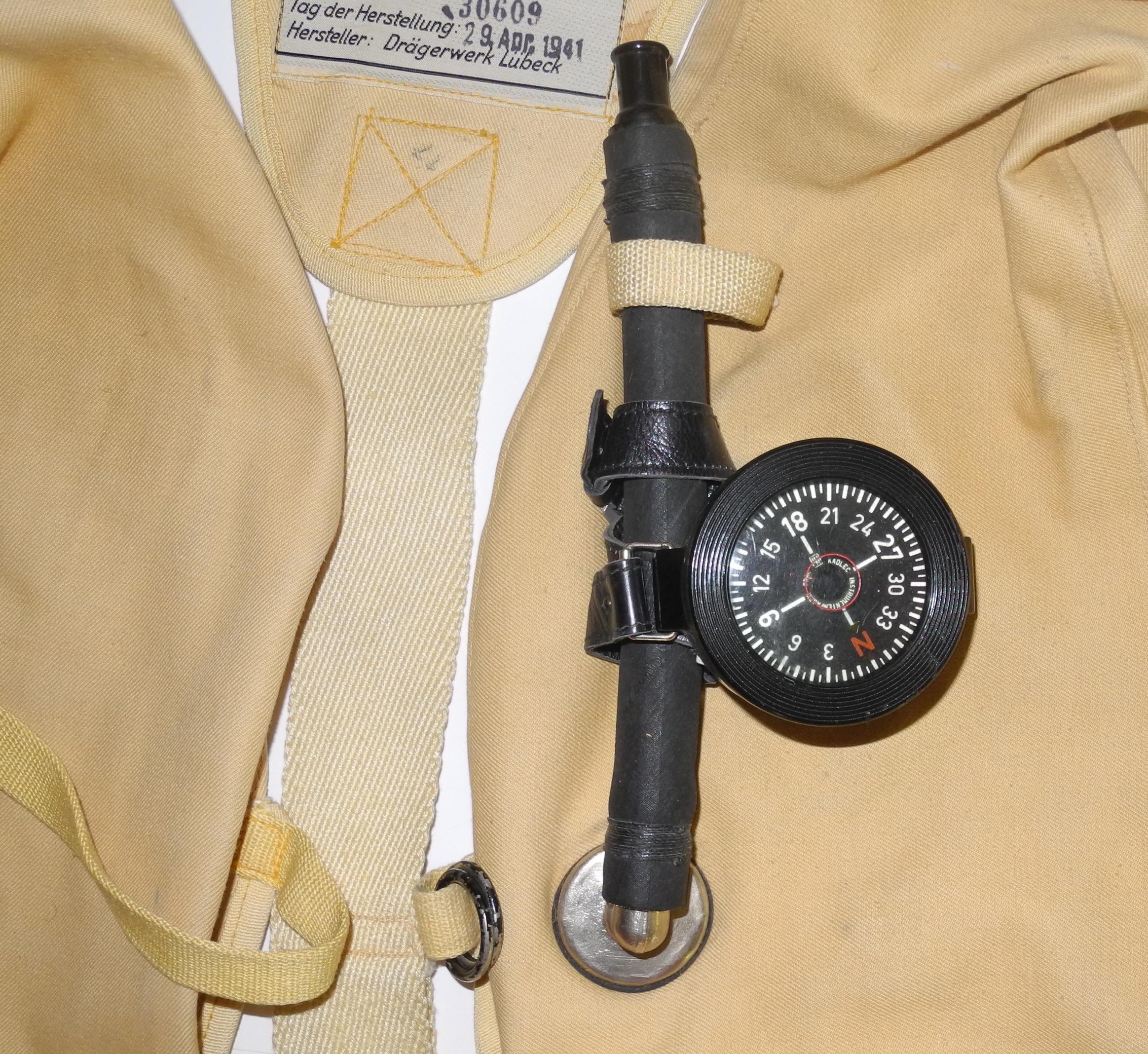 LW 10-30 B-2 life vest April  1941