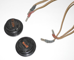 RAF cord/wiring loom Type 2186 with ANB-H-1 receivers