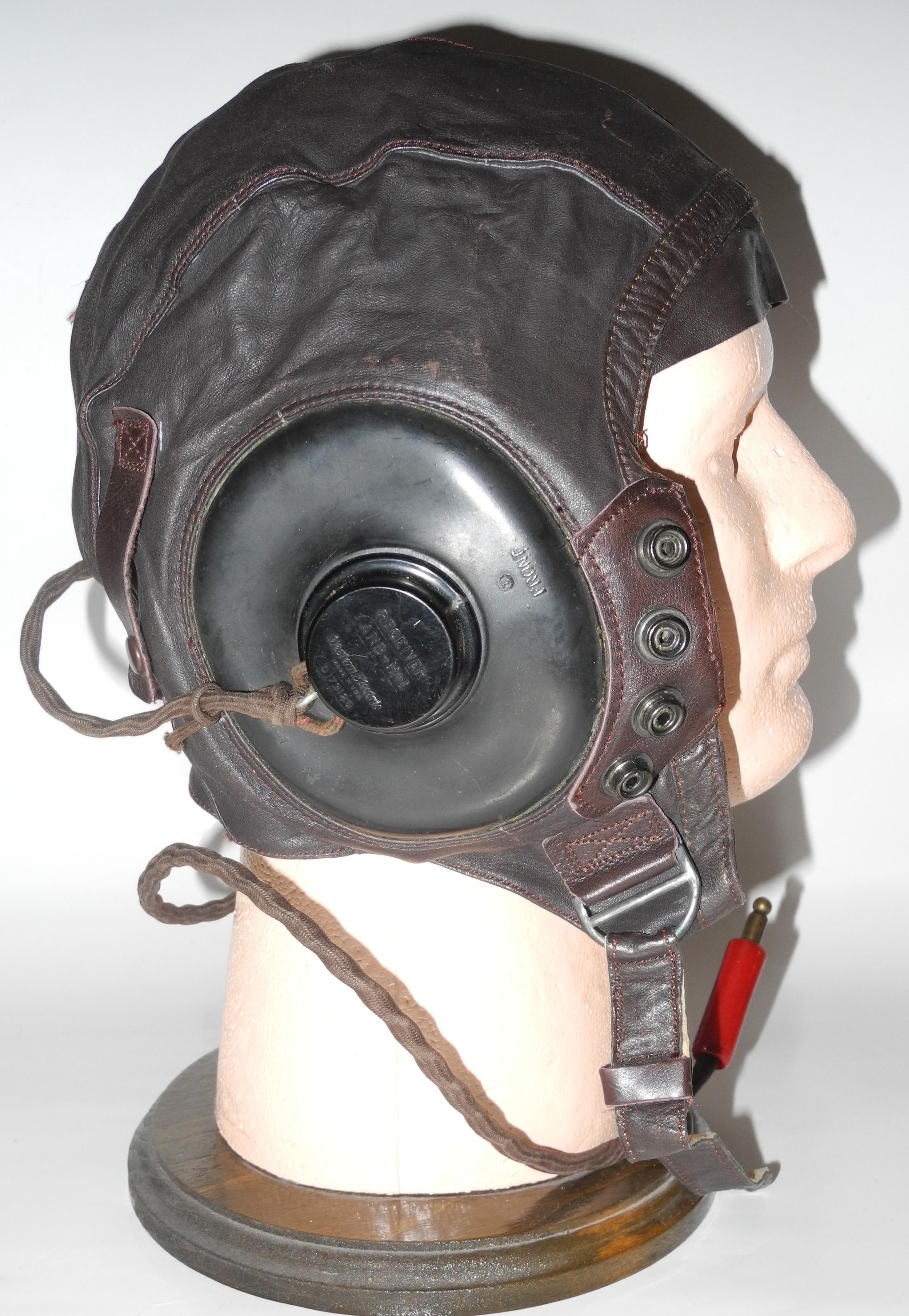 AAF A-11 Flying Helmet, unissued