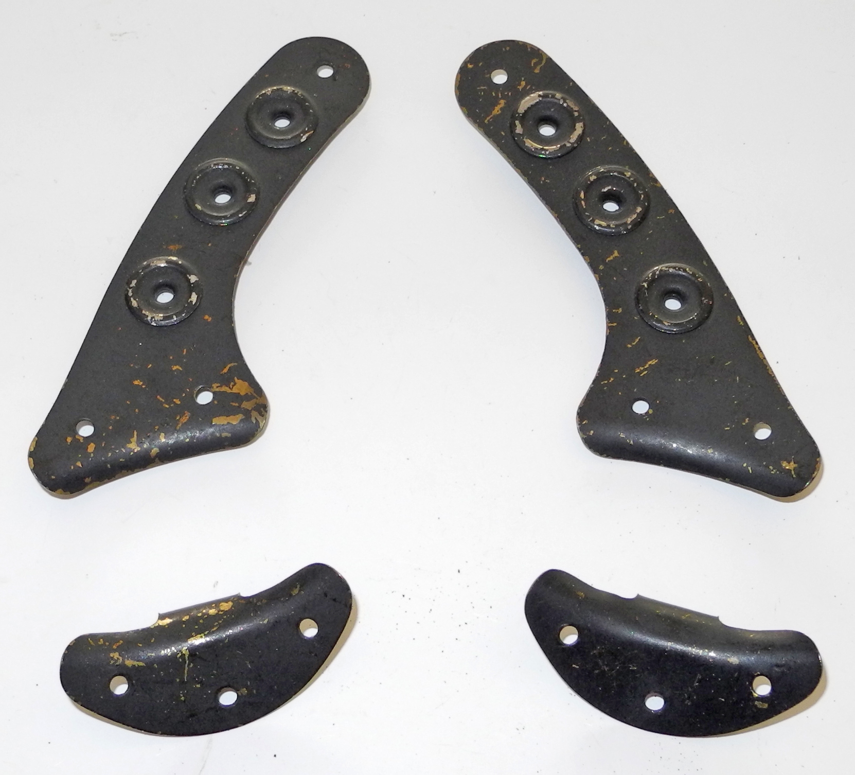 RAF Guide Plates for Mk IV Goggles