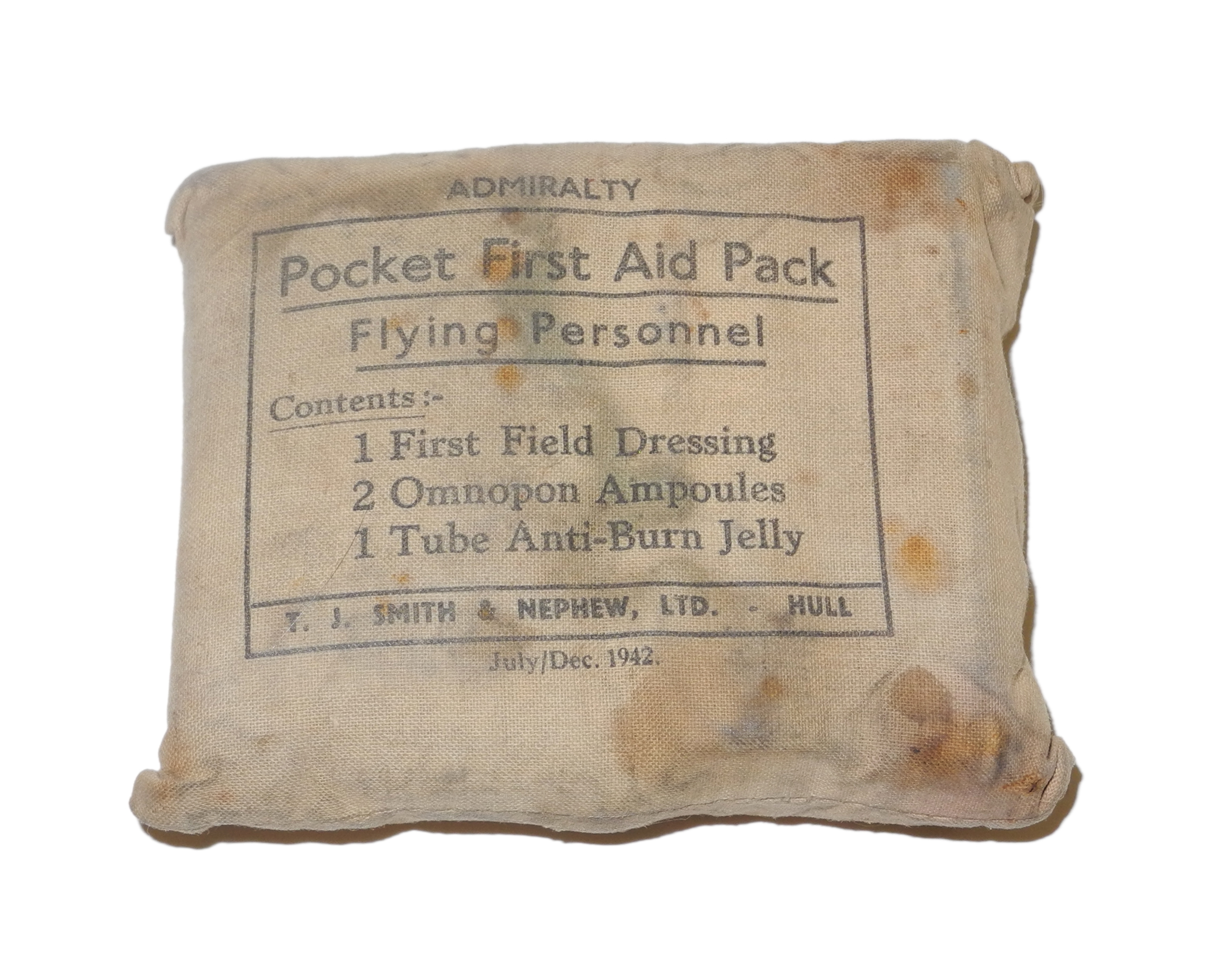 FAA First Aid Kit Aircrew