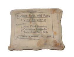 FAA First Aid Kit Aircrew