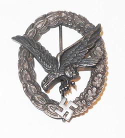 Luftwaffe Air Gunner / Flight Engineer qualification badge by Assman