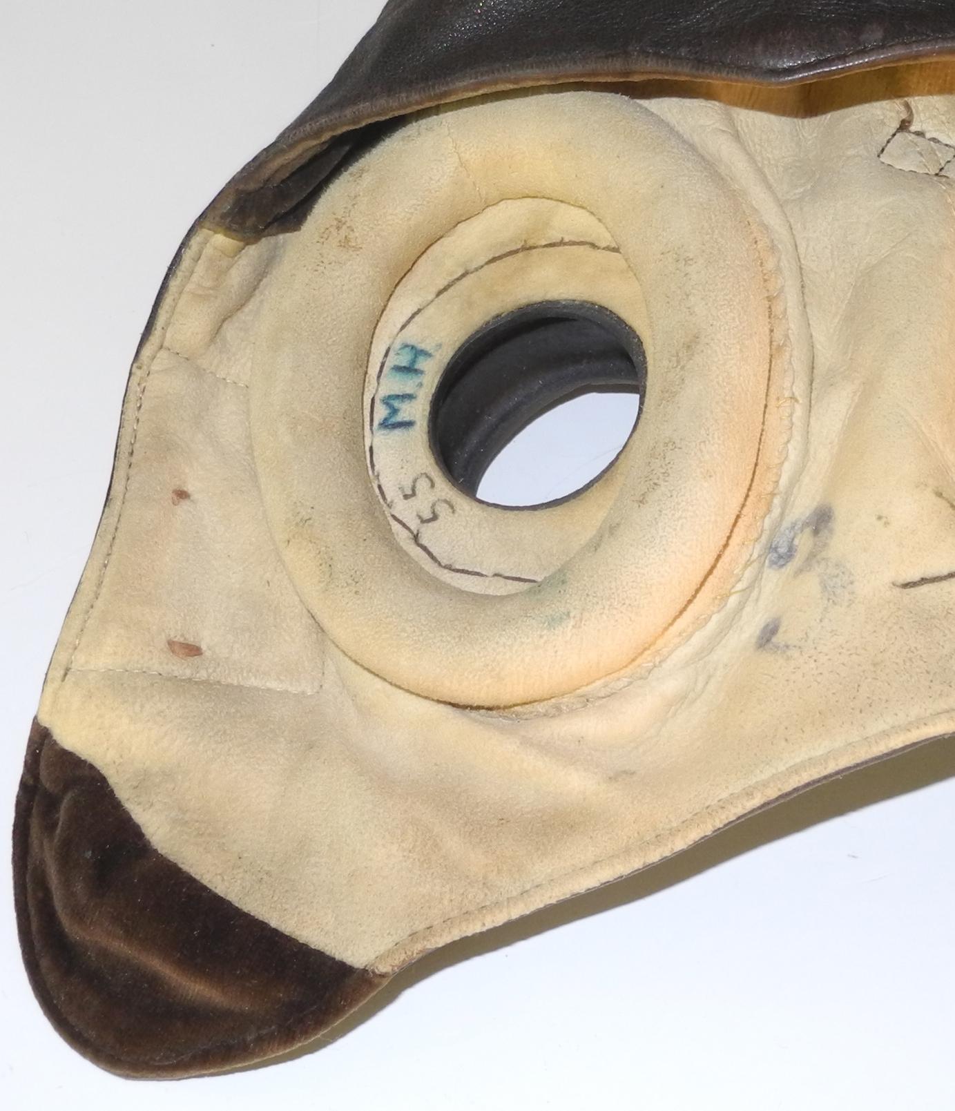 RAF Type C helmet size 3