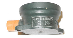 AAF B-17 ball turret position indicator