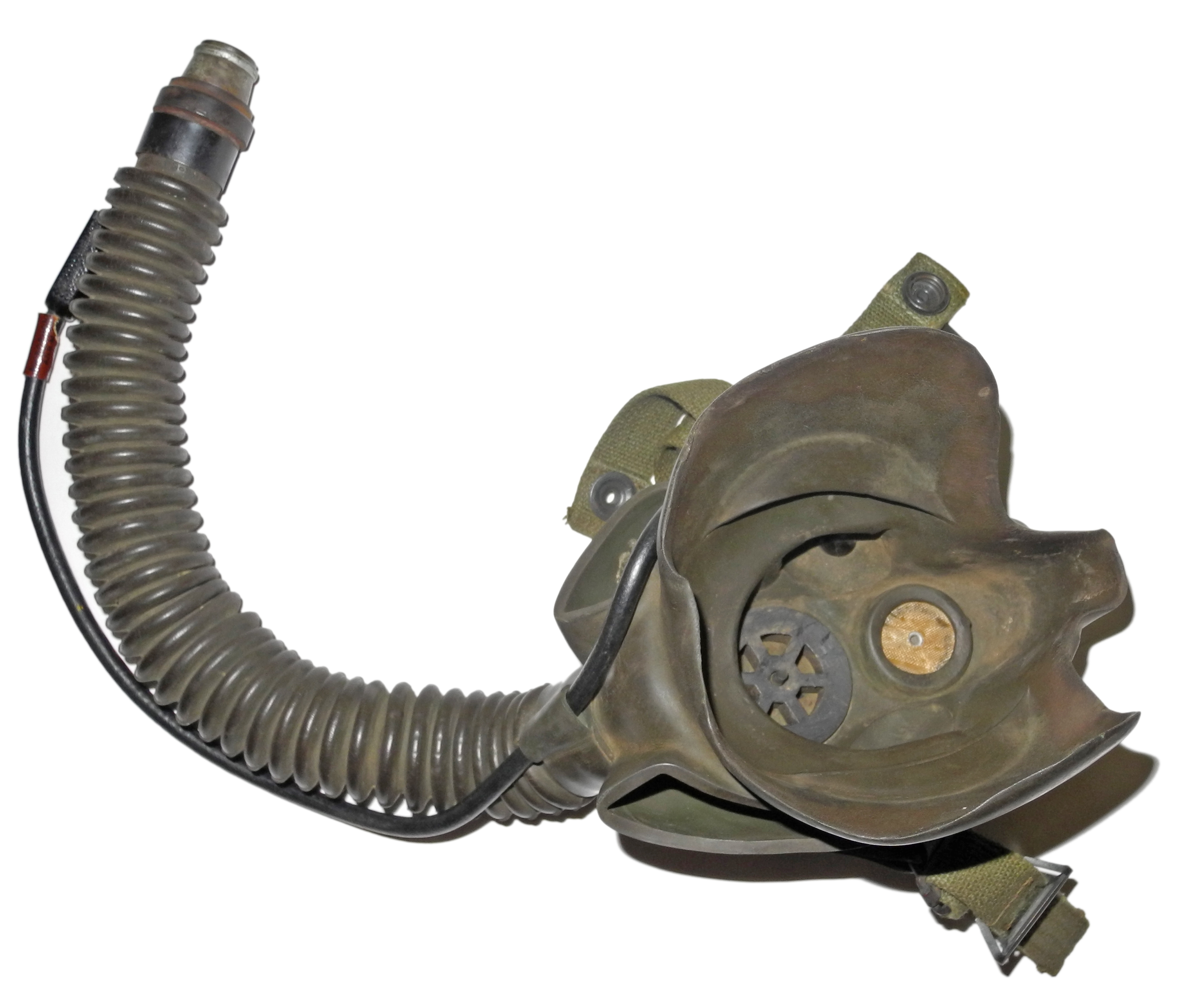 AAF A-14 mask with mic.6