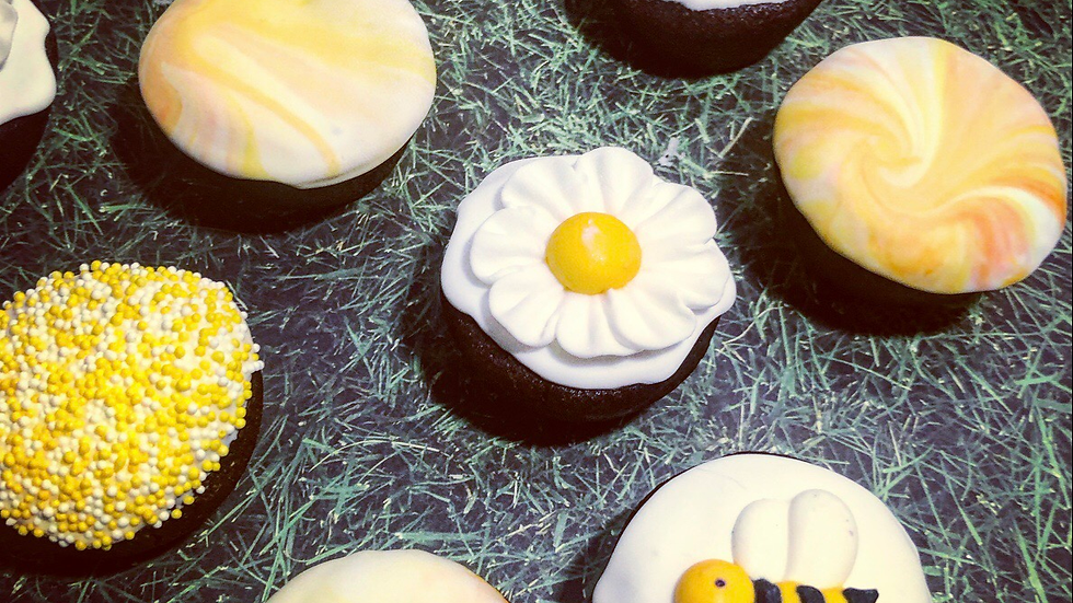 Bumble Muffins