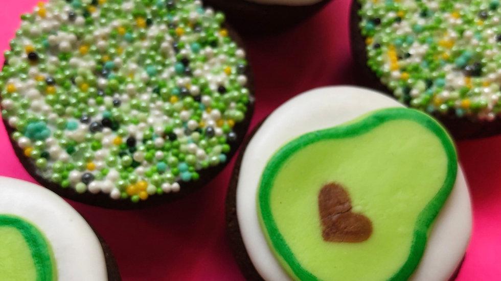 Avocutie Muffins