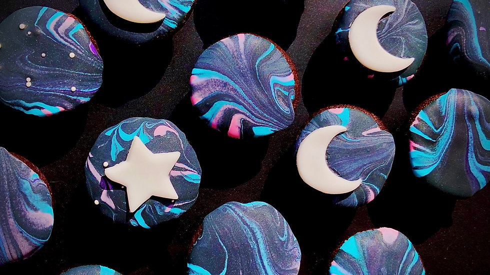 Cosmic Cutie Muffins