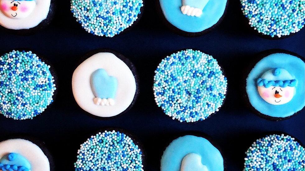 Snow Much Fun Muffins