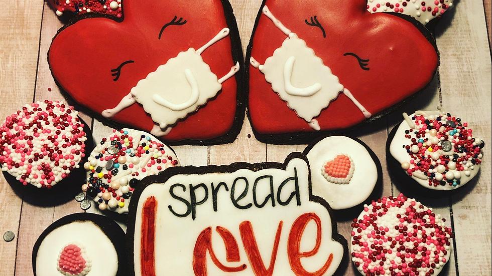 Spread Love Covid19 Donation Box