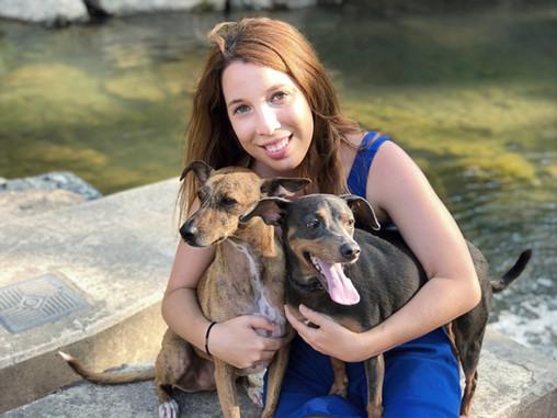 Míriam Moreno - Terapeuta Ocupacional Referente en Terapia Asistida con Perros