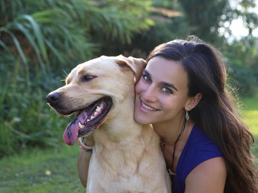Patricia Foguet - Directora general y técnico en intervención asistida con perros