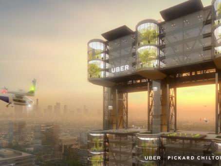 Uber ElevateをJoby Avitationに売却:航空タクシーと近代空港移動の発展