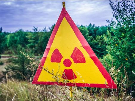 """[チェルノブイリ]ドローンがチェルノブイリ周辺の森で想定外の放射線""""ホットスポット""""を発見"""