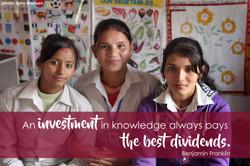 Help fund education scholarships