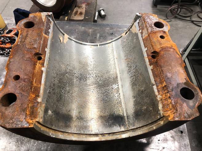 Bearing Repair Incoming