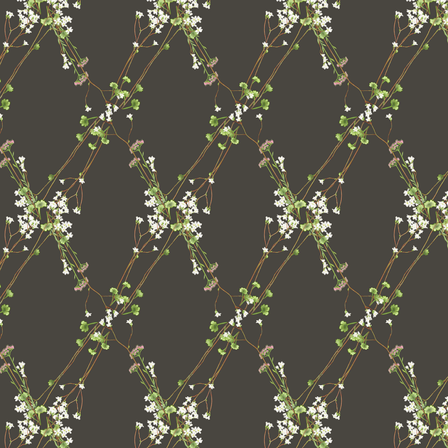 Summer blossom pattern