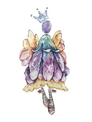 Botanical angel