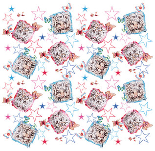 Leo Big Star pattern