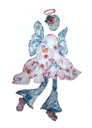 FlowerPower girl