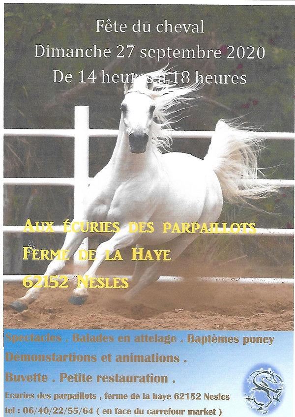 2020 affiche fete du cheval pour site we