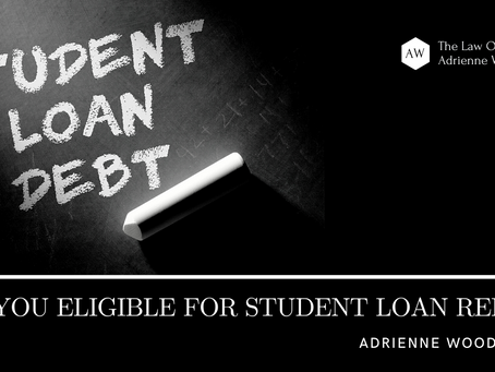 Are you Eligible for Student Loan Relief?