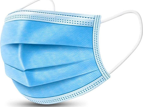 Type IIR Surgical Face Mask 3 Ply