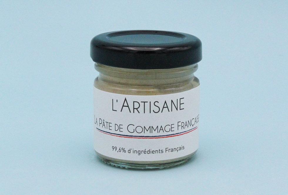 PÂTE DE GOMMAGE ONCTUEUSE