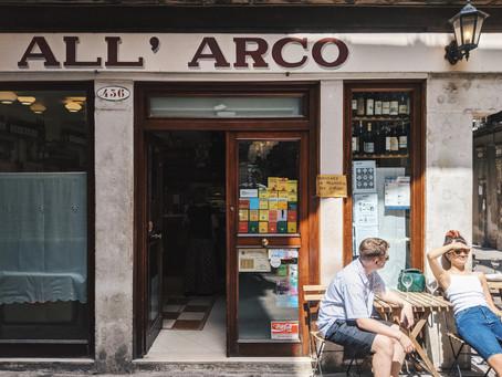 Bacaro Tour in Venice 威尼斯小酒館巡禮│體驗在地人的開胃小酌儀式