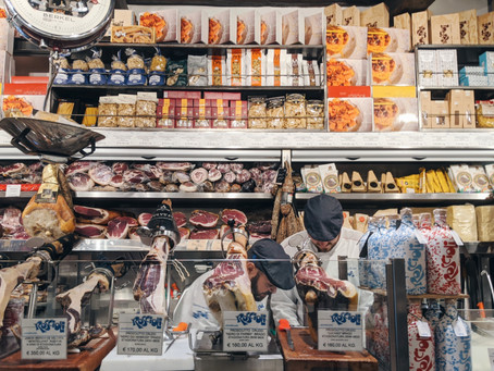 Roscioli Salumeria con Cucina│隱身於醃肉食品舖中的羅馬在地小餐館
