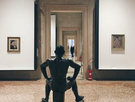 Ca' Pesaro 佩薩羅宮│現代美術館