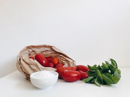 Passata di Pomodoro 義大利餐桌│自家製常備蕃茄糊